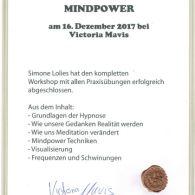 Zertifikat_Mindpower