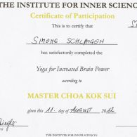 Zertifikat_Yoga-Increased-Brain-Power